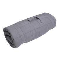 Sebra Spielmatte, Indoor / Outdoor, Abgesteppt, Storm Grey