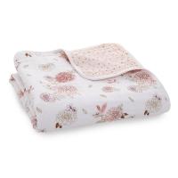 Kuscheldecke Dream Blanket - Dahlias