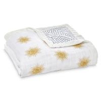 Kuscheldecke Silky Soft Dream Blanket - Golden Sun