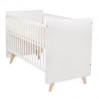 Quax Baby- & Kinderbett LOFT, weiss