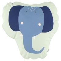 Trixie Kissen Mrs. Elephant