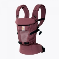 Ergobaby Adapt Cool Air Mesh Babytrage - Plum