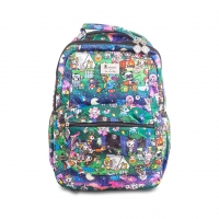 Ju-Ju-Be x tokidoki Be Packed Wickelrucksack, Camp Toki