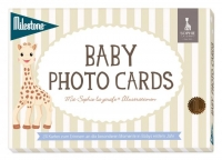 Milestone Baby Karten Sophie la Girafe