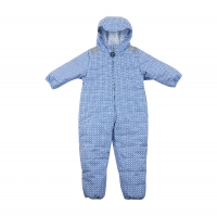 Ducksday Schneeanzug, Funky Blue - 74 cm (12 Monate)