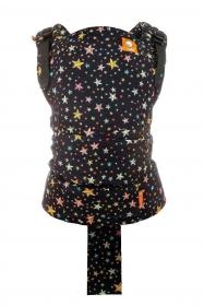 Tula Half-Buckle Babytrage, Rainbow Stars