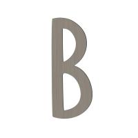 Sebra Deko-Buchstabe B, Pinecone Brown