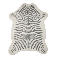 Bloomingville Teppich, Zebra