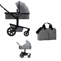 JOOLZ Day 3 Kinderwagen, Superior Grey 2019 - 3KH Special Set Light
