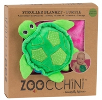 Zoocchini Decke, Schildkröte