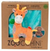 Zoocchini Decke, Giraffe