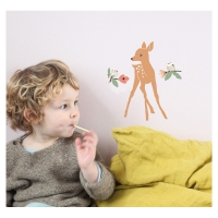 MIMIlou Wandsticker Just a Touch, Biche
