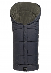 Kaiser Thermo Fusssack JOOY, Navy Melange