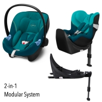 Cybex M-Line Modularsystem 2-in-1, River Blue 2020
