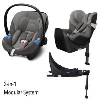 Cybex M-Line Modularsystem 2-in-1, Soho Grey 2020