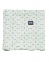 Snoozebaby Swaddle 2er Pack - Gray Mist/ Bumble