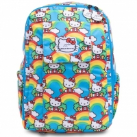 JuJuBe x Hello Kitty MiniBe Kinderrucksack, Hello Rainbow