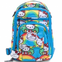 Ju-Ju-Be x Hello Kitty Mini BRB Gurttasche, Hello Rainbow
