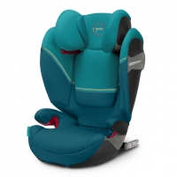 Cybex Solution S-Fix, River Blue 2020