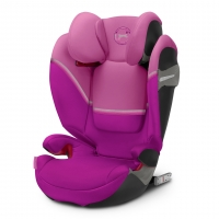 Cybex Solution S i-Fix, Magnolia Pink 2020