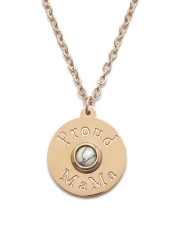 Proud MaMa Steel Collection Kette - Proud Mama rose gold