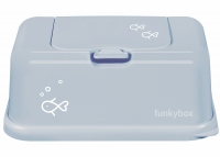 FunkyBox Feuchttücher Box, funky fish