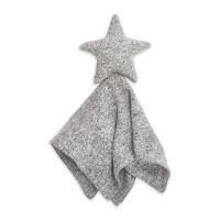 Aden Anais Snuggle Knit Lovely Kuscheltuch - heather grey