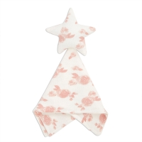 Aden Anais Snuggle Knit Lovely Kuscheltuch - rosettes