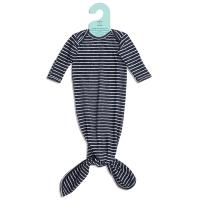 Aden Anais Baby Schlafsack mit Ärmel - navy Stripe