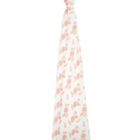 Aden + Anais Snuggle Knit Swaddle - rossette