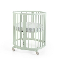 Stokke Sleepi Mini (inkl. Matratze), Mint