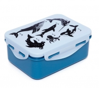 Petit Monkey Lunch Box, See Animals
