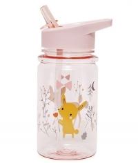 Petit Monkey Strohhalm-Flasche, Forest Animals