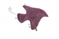 Snoozebaby Kuscheltuch Sweet Dreaming, Soft Mauve