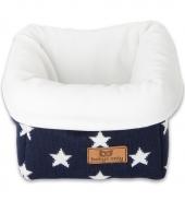 Babys Only Aufbewahrungskorb, Navy/Sternen