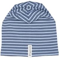 Geggamoja Mütze, Plum Stripe
