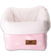 Babys Only Aufbewahrungskorb, Pink/ Sternen