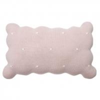 Lorena Canals Strickkissen, Biscuit Dune Pink Pearl