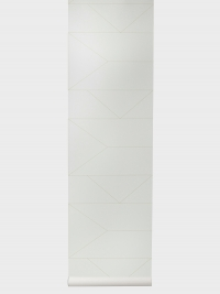 Ferm Living Tapeten - Lines Off-White
