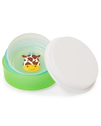 Skip Hop Zoo Smart Serve Lunchdosen, Giraffe