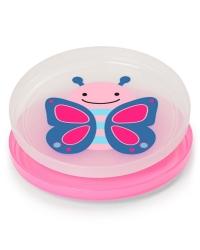 Skip Hop Smart Serve Teller (2 Stk.), Schmetterling