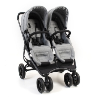 Valco Baby Snap Ultra Duo Doppelwagen, Grey Marle