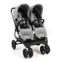Valco Baby Snap Ultra Duo Doppelwagen, Grey Marle