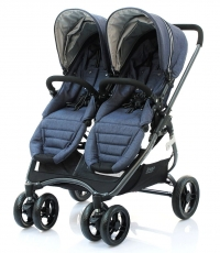 Valco Baby Snap Ultra Duo Doppelwagen, Denim