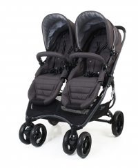 Valco Baby Snap Ultra Duo Doppelwagen, Charcoal