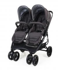Valco Baby Snap Ultra Duo Doppelwagen, Charcoal