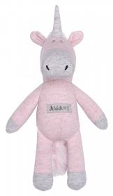 Juddlies Rassel - Einhorn, Dogwood pink
