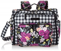 Ju-Ju-Be B.F.F. Wickeltasche, Gingham Bloom