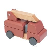 Sebra Feuerwehrauto/ Stapelspielzeug