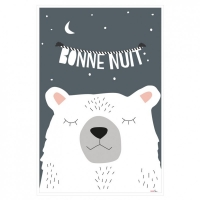MIMIlou Poster, Bonne Nuit